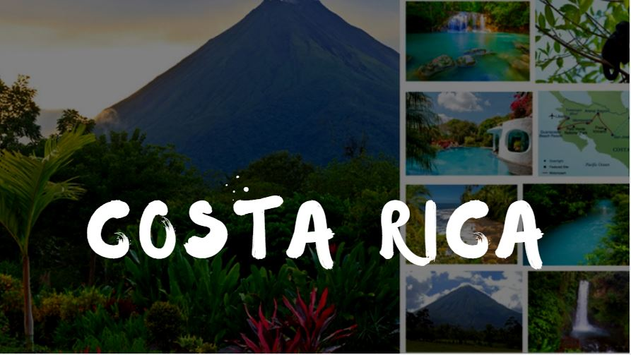 Costa Rica one of the easiest Countries for travelling