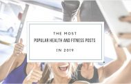 Most Popular Health and Fitness Posts of 2019