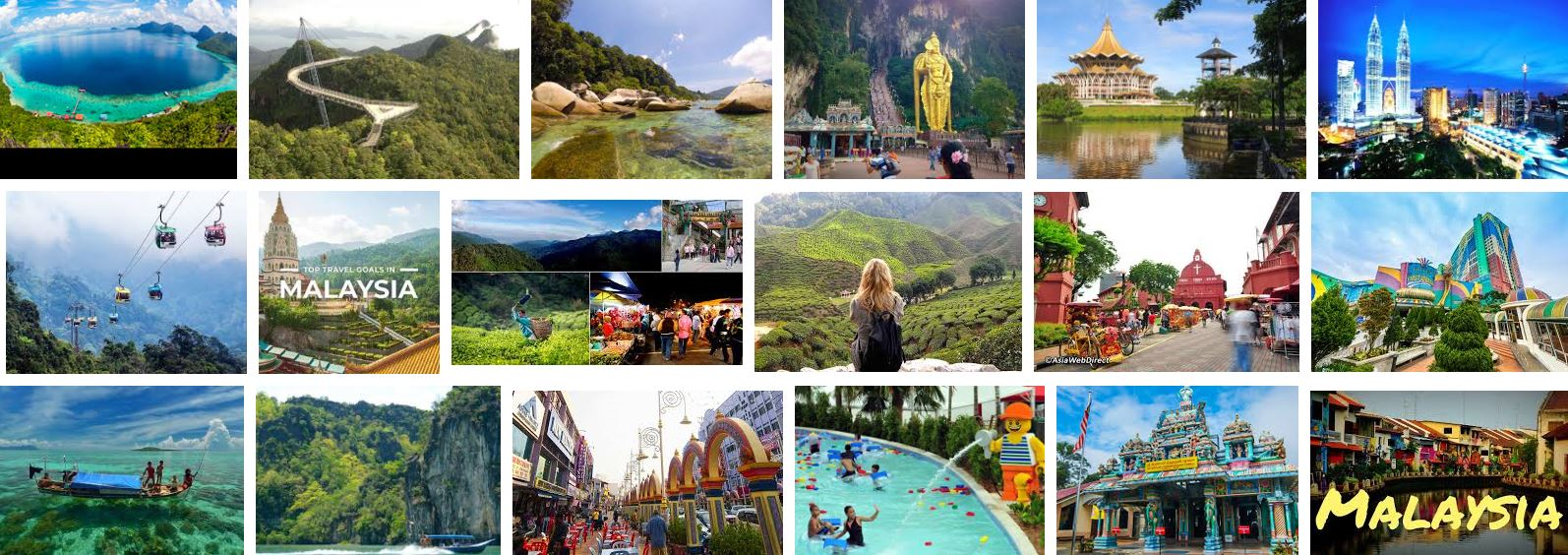 8 Best Things to Do in Malaysia