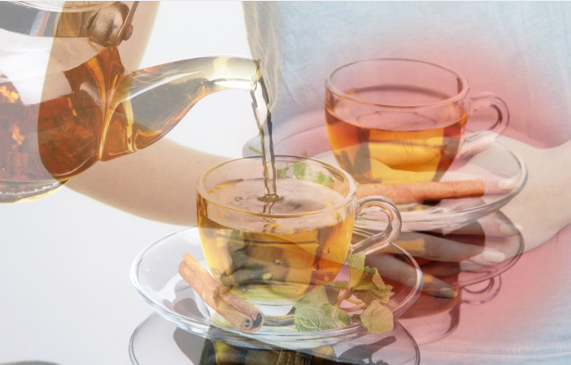 Peppermint Tea is Effective for Bloating and Digestive Problems?