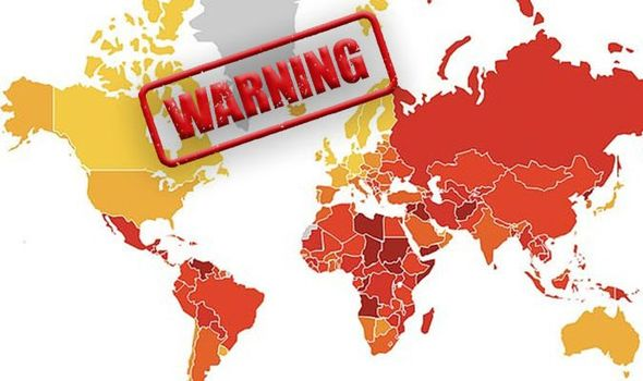 The world's most CORRUPT country revealed – should you travel there?