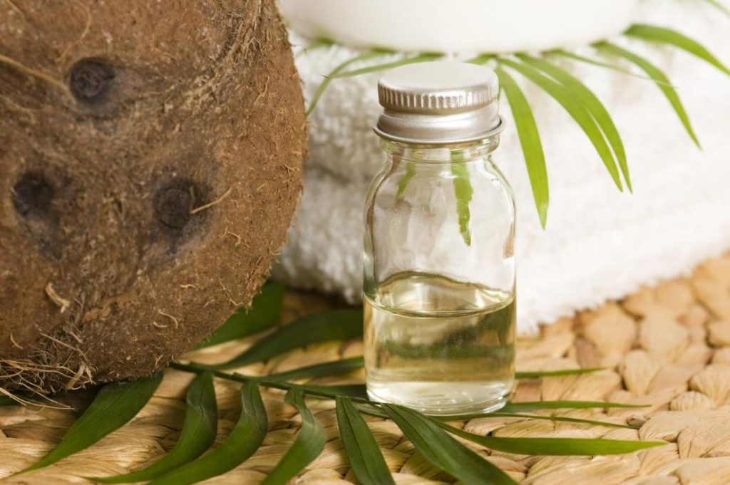 Is it safe to use coconut oil for vaginal dryness?