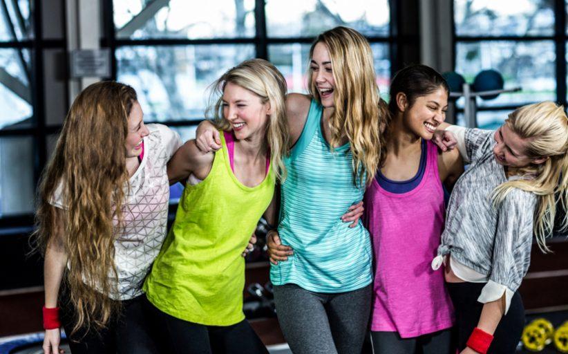 Dubai Fitness Challenge 2019: Celebrated female athletes to train sporty girls