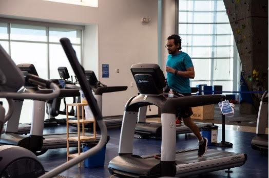 Campus Recreation offers a variety of fitness classes