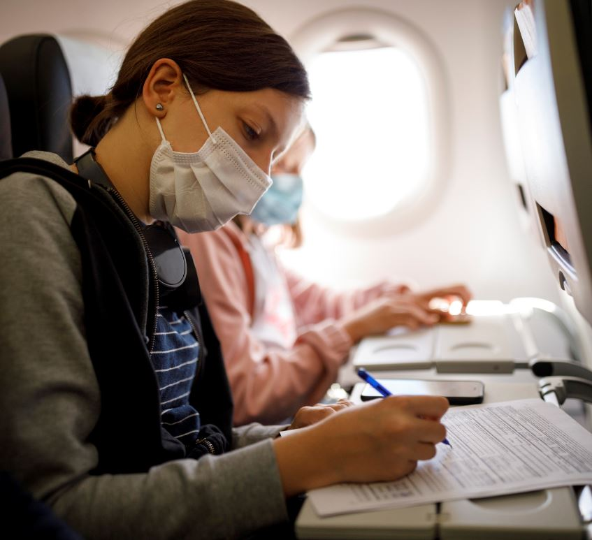AMERICAN AIRLINES TESTS NEW HEALTH PASS FOR INTERNATIONAL TRAVEL
